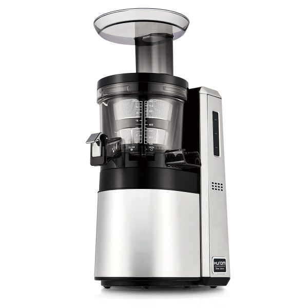 Hurom HWS slow juicer stainless steel