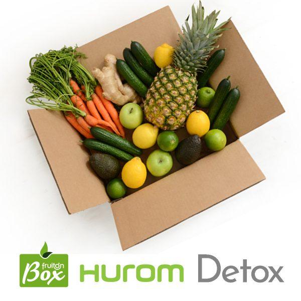 Hurom Fruit Box Detox by Fruiton