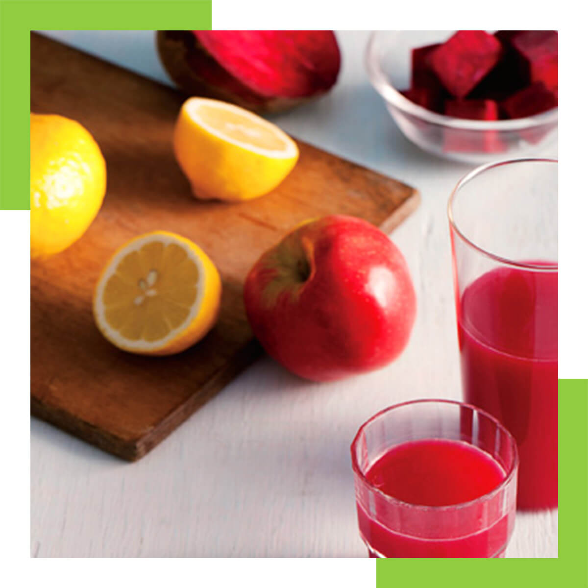 Apple Beet Juice