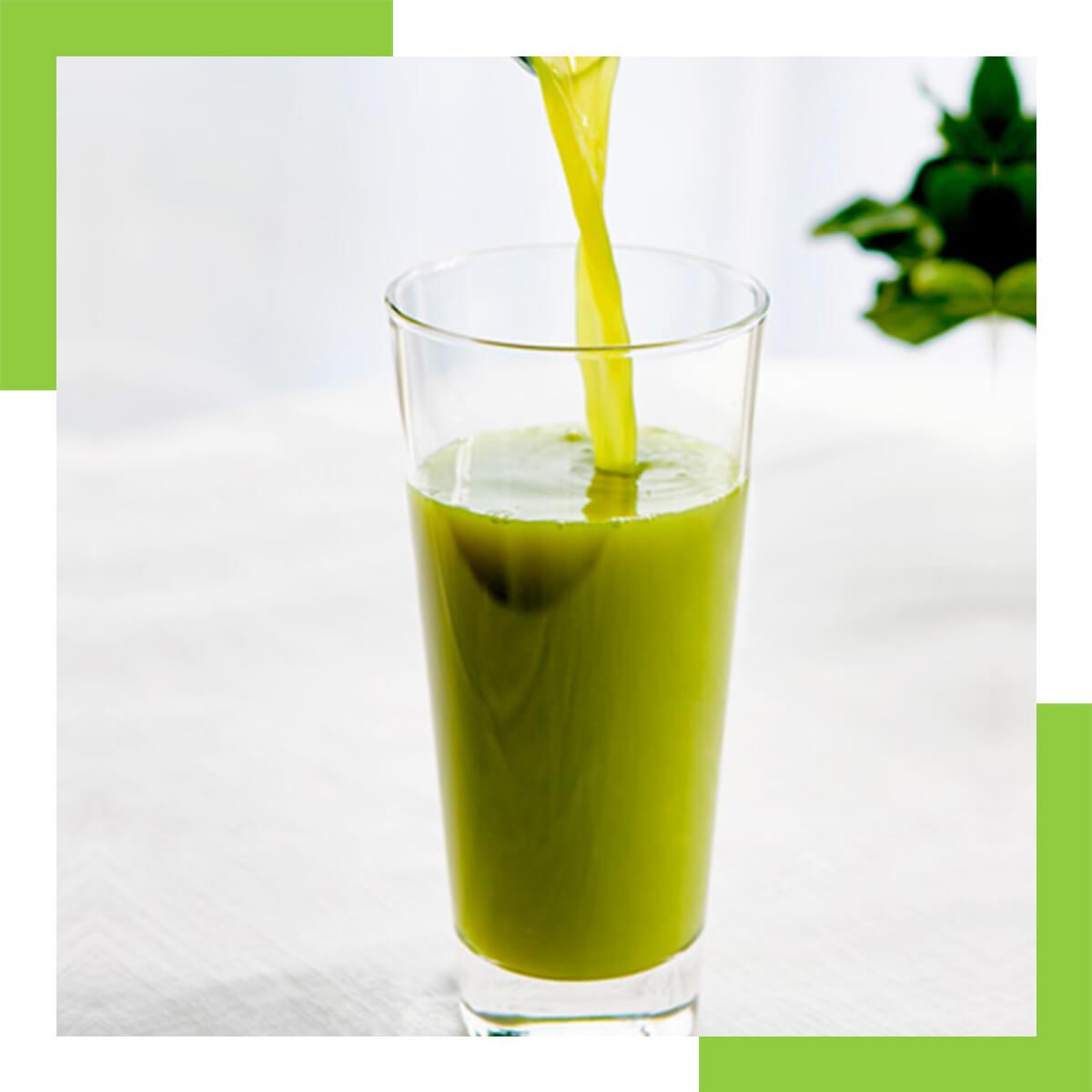 Green Energy Juice