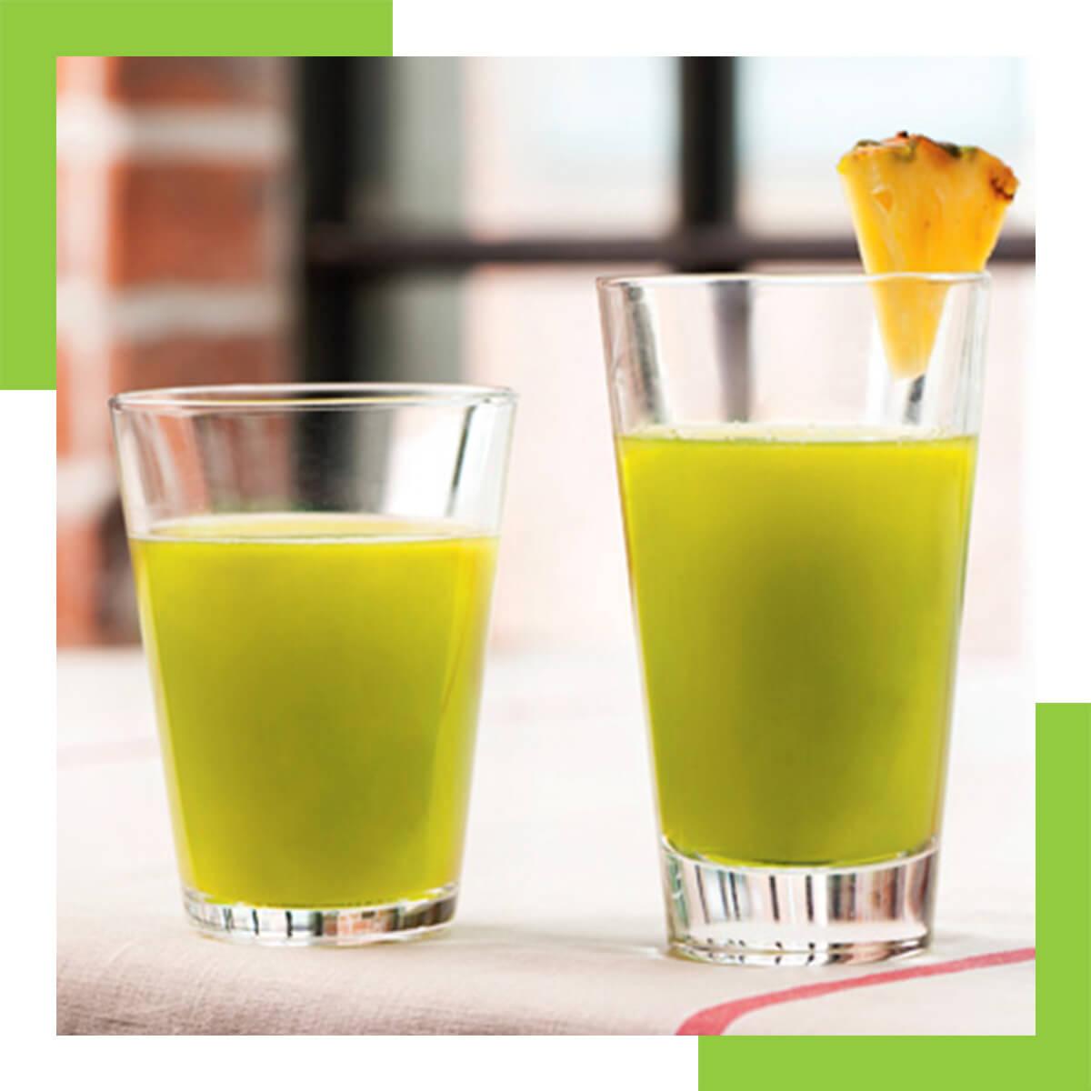 Kale Spinach Juice